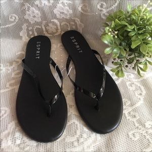 Esprit Ladies Summer Slide on Sandals NWT Size 9M